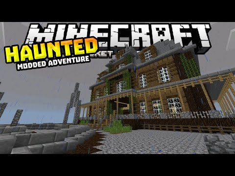 RESCUE YOUR FRIENDS!!! - Alone Modded Adventure Map - Minecraft PE (Pocket Edition)