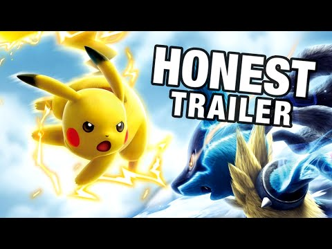 watch POKKÉN TOURNAMENT (Honest Game Trailers)