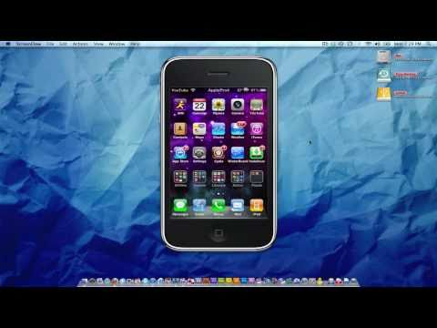 MUST SEE!!!! - how to CUSTOMIZE LOCKSCREEN with updated iOS 4.1 (No Computer Needed)
