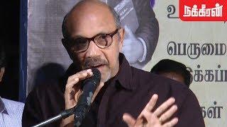 அந்த புத்திகெட்ட பிரிவை பகைத்துக் கொள்வேன்...Actor Sathyaraj blasts | மஞ்சள் நாடகம்