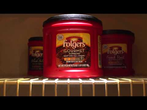 Folgers Coffee Comercial
