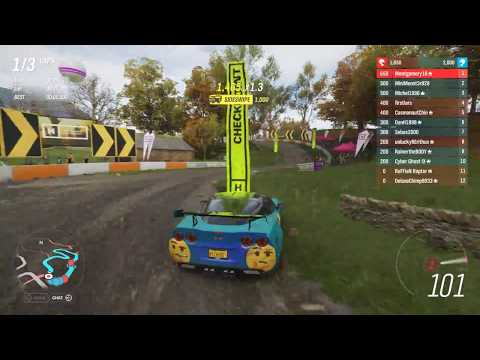 Forza Horizon 4 - 2 game breaking bugs in one adventure