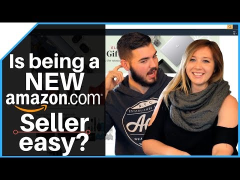 What It's REALLY LIKE As a New Amazon Seller - Think Thursday