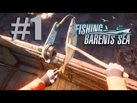 Fishing Barents Sea   Buhay ng mangingisda #1