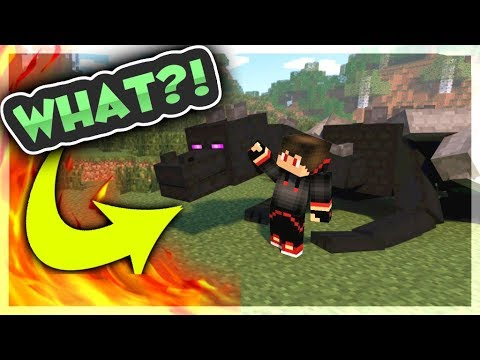 How To Hatch the Ender Dragon Egg in MCPE (Minecraft PE)