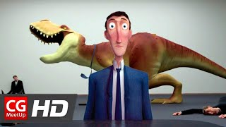 "CGI Animated Short Film HD: ""Interview Short Film"" by Monkey Tennis Animation"
