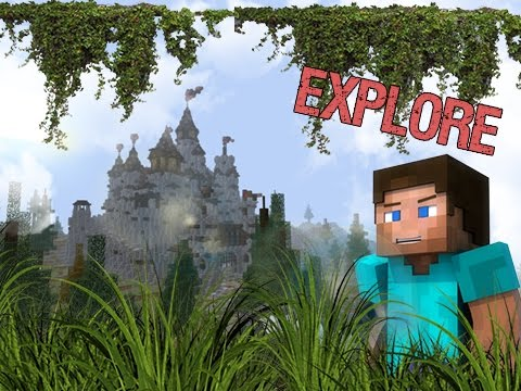 MINECRAFT Medieval Cities & Castles! #DIVERGING REALMS!
