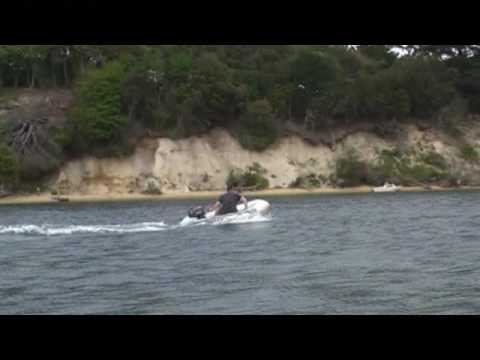 Around  Brownsea Island by boat (Poole Harbour)