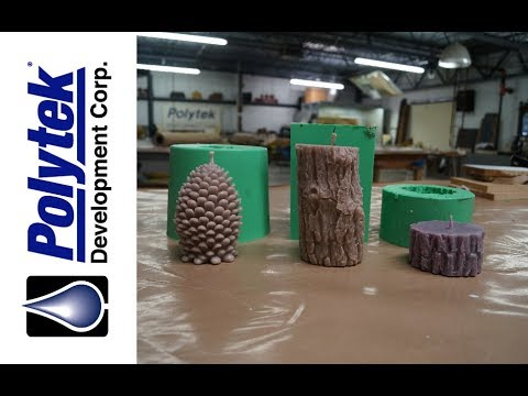 How to Make Silicone Molds for Casting Wax Candles