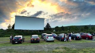 A trip to the Mahoning Drive-In