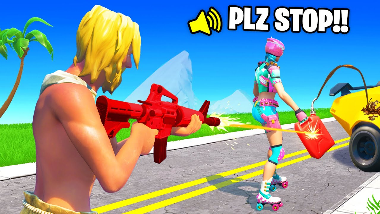 25 Ways to Mess With Your Friends In Fortnite