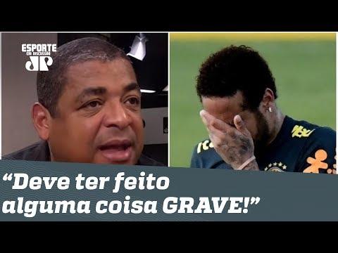 Xxx Mp4 OLHA O Que Vampeta Falou Após Neymar Ser Acusado De Estupro 3gp Sex