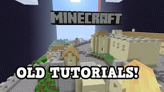 How Minecraft Xbox Has Changed Over Time! | Tutorial World Over the