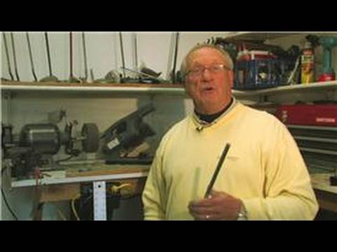 Golf Tips : How to Trim Golf Club Shafts