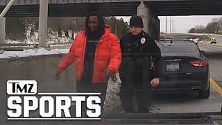 Kareem Hunt Police Video, Open Vodka Container & Drug Confession | TMZ Sports