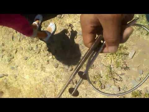 Car keys Locked in my 2007 mustang. Walmart tools