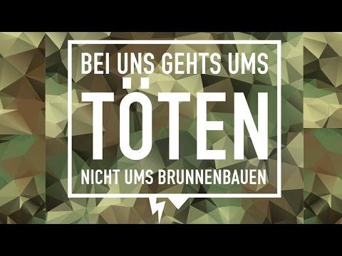Das Problem an der Bundeswehr Werbung 2015