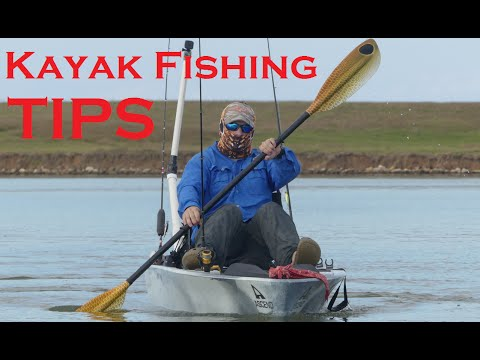 Getting Started Kayak Fishing | Tips for Beginners