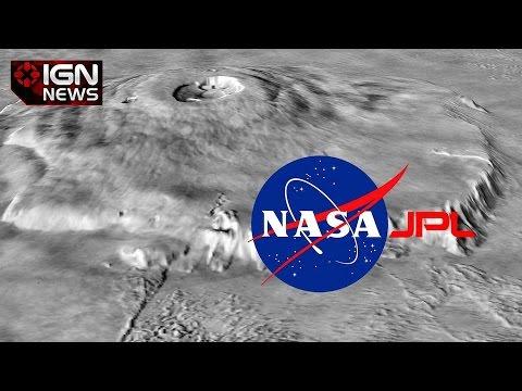 NASA's Robots May Head to Mars Via Earth's Volcanoes - IGN News