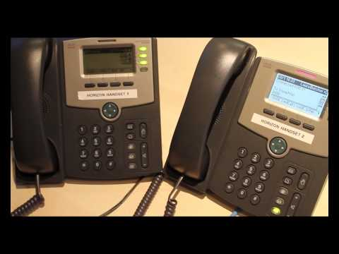 Cisco SPA504G Handsets - How to change your voicemail greeting