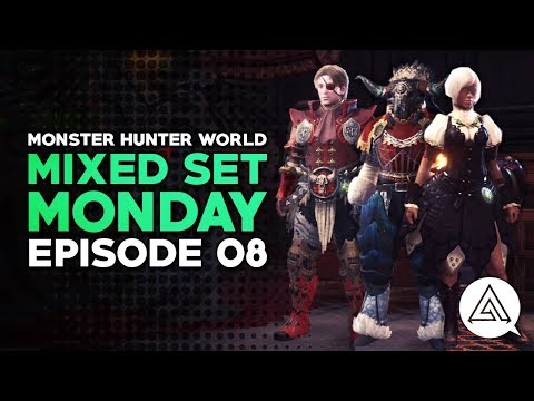 Mixed Set Monday #08 | Wyvern Ignition, KO Bomber & 2B Cosplay