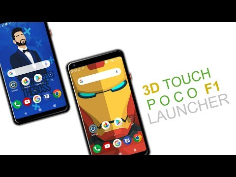 Poco F1 Launcher - Get Poco Look on Any Android Devices