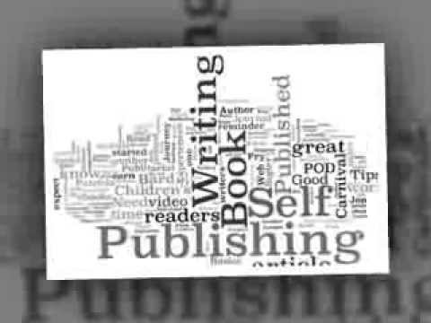 How to Publish my books, How to Make Money from my Books, Market my books