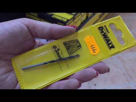 DeWALT DT 4503 - DeWALT Holzspiralbohrer - DeWALT Shop Budakeszi