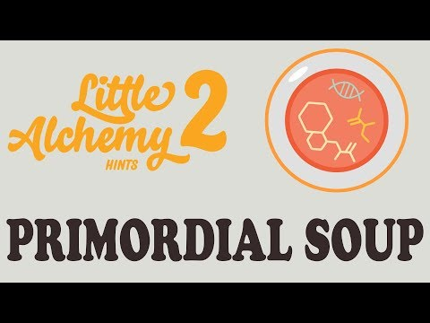 Little Alchemy 2 Walkthrough #4 - How to make Primordial Soup