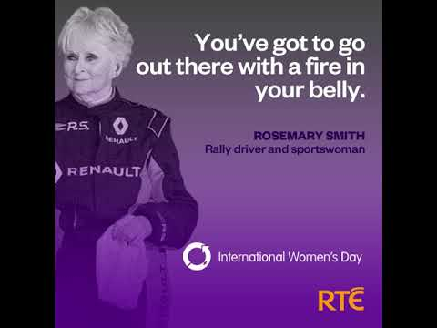 International Women's Day on RTÉ | Rosemary Smith