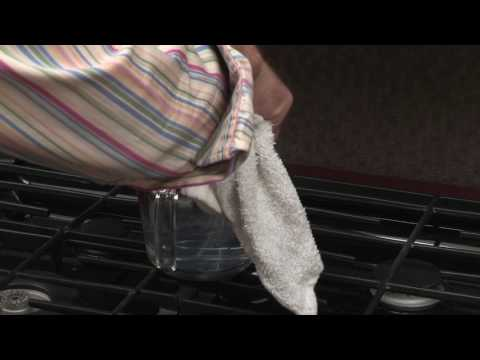 How To  Cleaning The Microwave Exterior