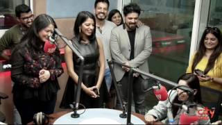 Hrithik Roshan and Yami Gautam on City 1016