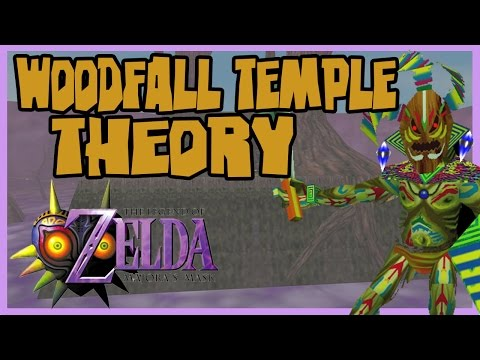 Zelda Theory: Woodfall Temple