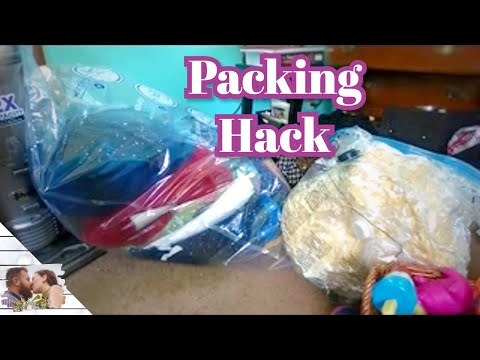 How To Pack Bedding & Mattress Toppers | VEDA Day 27