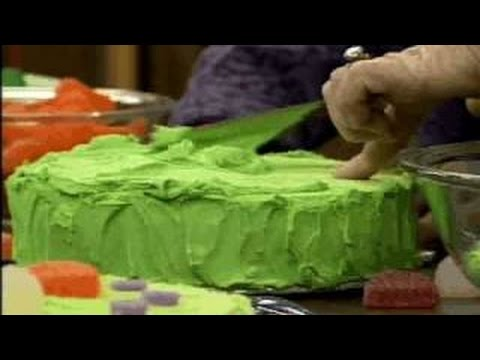 How to Make and Decorate Make A Wish Fish Cake