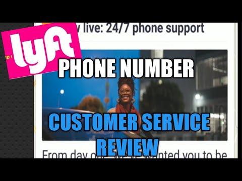 Lyft phone number customer service review