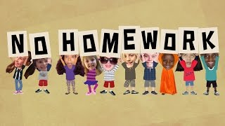 """""""No Homework"""" by The Bazillions"""