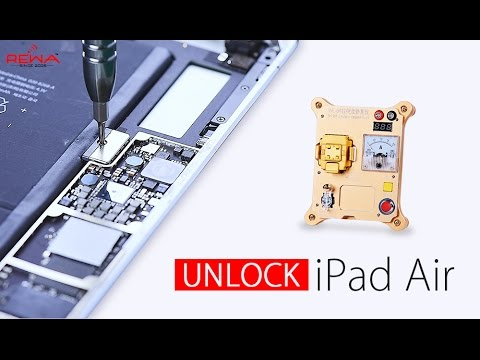 Unlock iPad Air