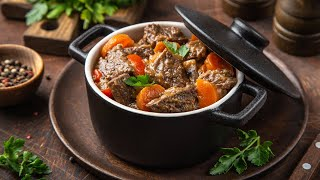 How To Make a Slow Cooked Beef Stew