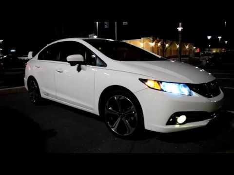 Noah's Honda Civic SI Feature!