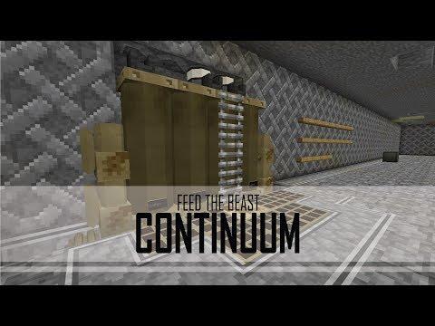 [BETA] FTB Continuum - 08 - STEAM SYSTEM AND FARMING