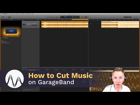 How to Cut Music on GarageBand