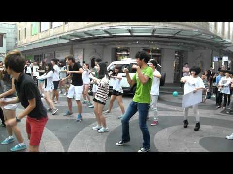 Oppa Gangnam Style @ Myeongdong