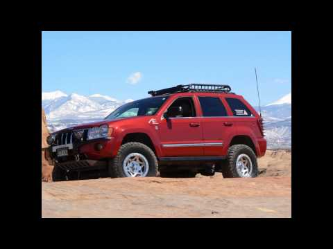 Jeep Cherokee Accessories