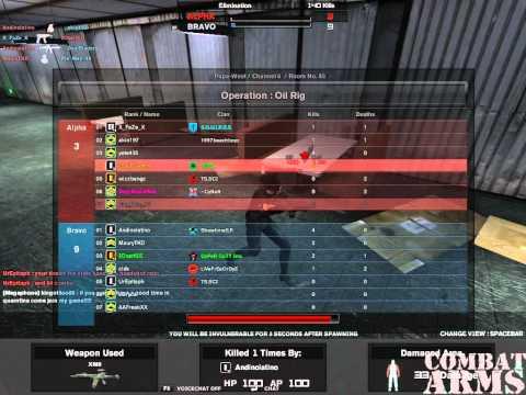 Combat arms: Hacker