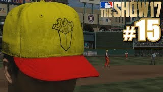 FIRST TIME PLAYING BENNY IN THIS GAME!   MLB The Show 17   Diamond Dynasty #15