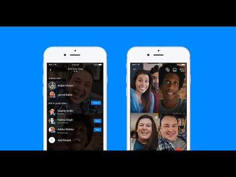 how to create a snapchat group and do a group video call