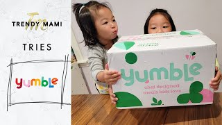 😋 🧒 🍝Yumble Kids Meal Delivery 🧒 🍝📦| DEFINITELY A Must for Parents! 😍 🤑Get your discount code!