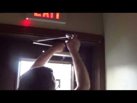 How to Install a Door Closer - Commercial Door Closer