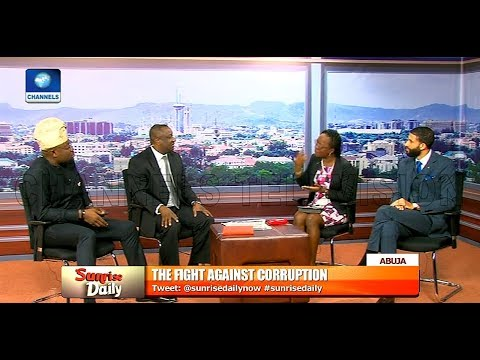 Keyamo, Onoja Disagree On How FG Is Fighting Corruption Pt.3 |Sunrise Daily|
